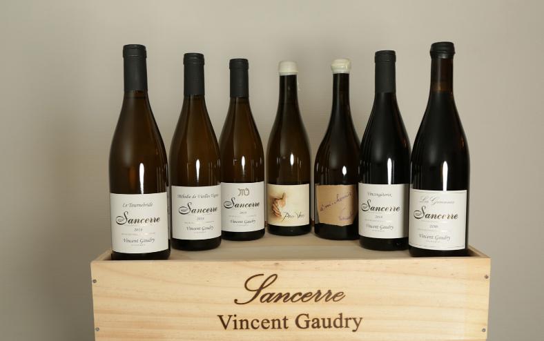 Les vins de Vincent Gaudry sont magnifiques