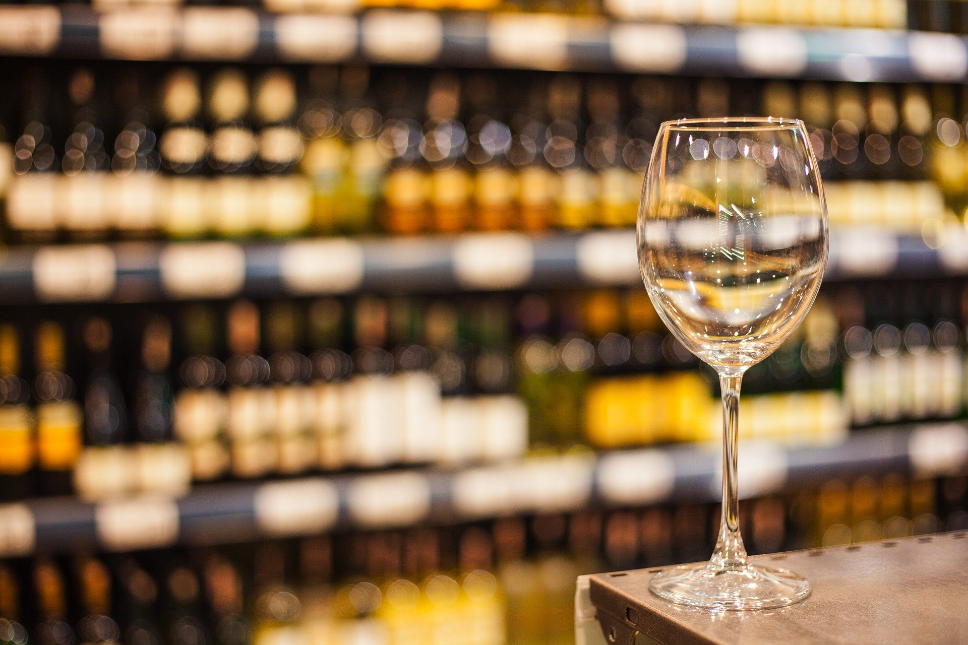 Le vin dans les foires aux vins, choix difficile