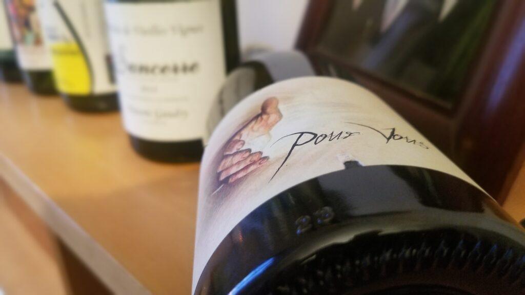 Sancerre 'Pour Vous' de Vincent Gaudry