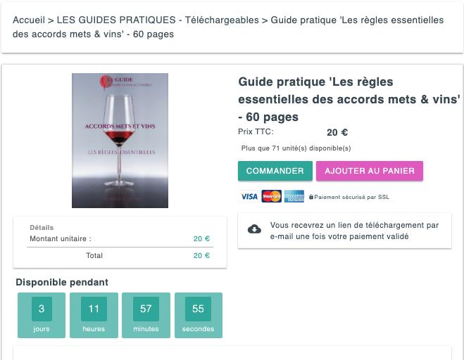 Le guide ultime des accords mets & vins