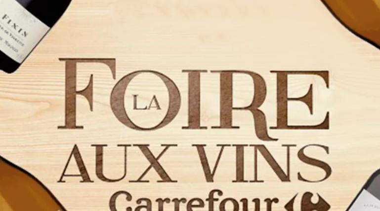 Foire aux vins Carrefour, ça donne quoi, cette année?